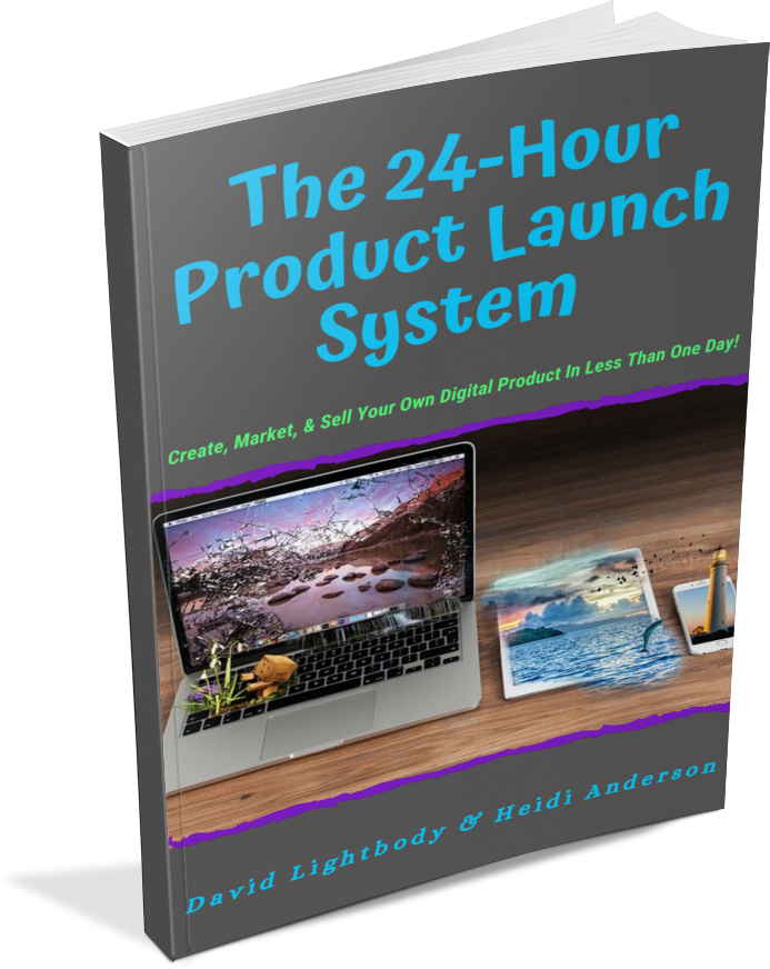 The 24-hour product launch system